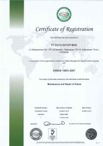 OHSAS 18001 2007.1