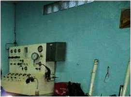 Instrument Calibration Room